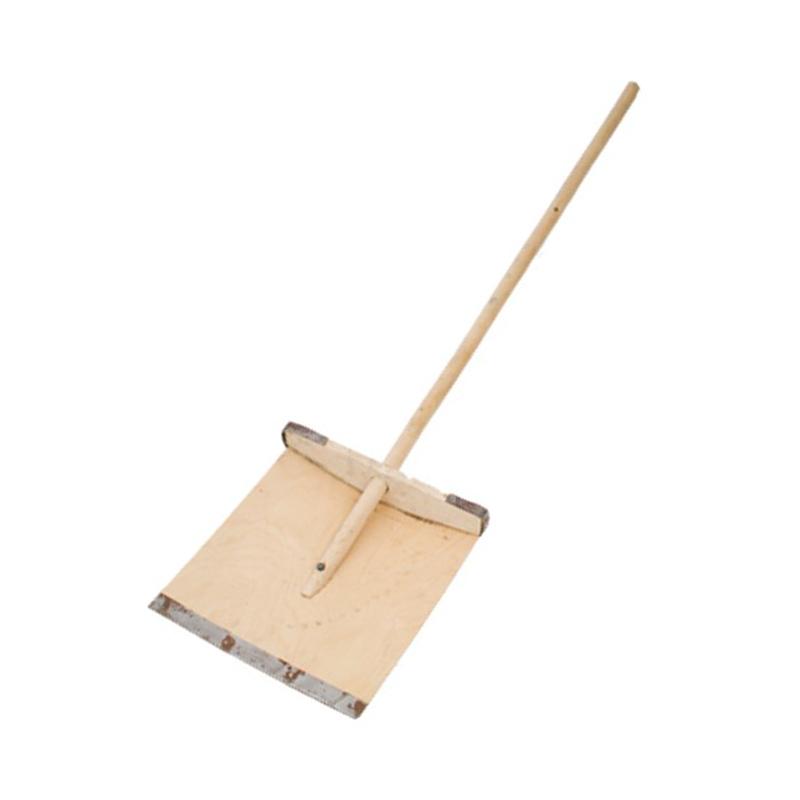 Как сделать из фанеры лопату для уборки снега 94