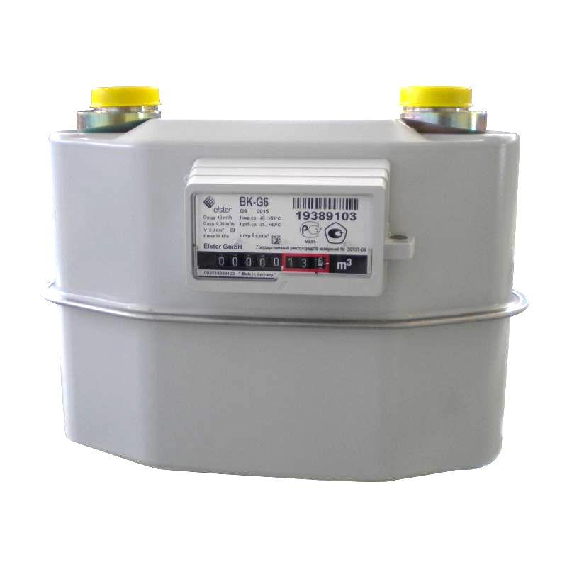 как остановить счетчик газа bk g6 elster
